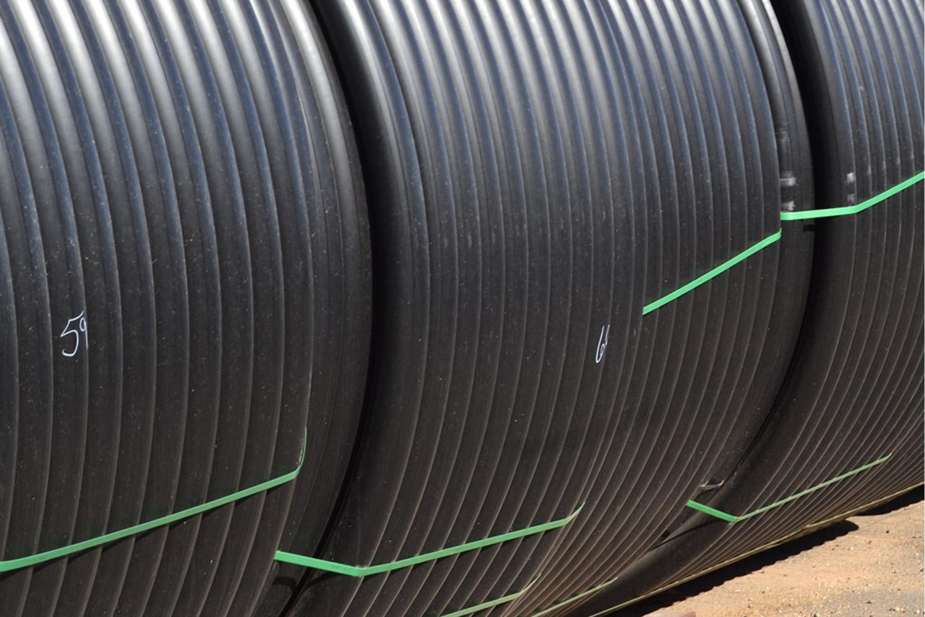 Hdpe Coil Pipes Maheshwari Industries Raipur